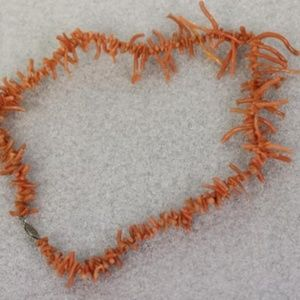 Jewelry - Angel Skin Coral Necklace